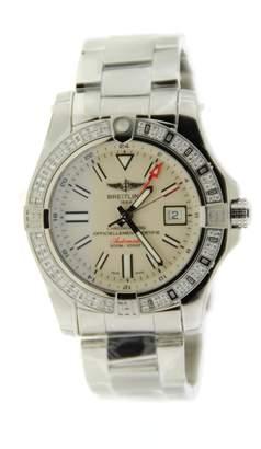 Breitling Avenger White Steel Watches