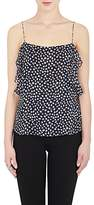 Derek Lam 10 Crosby WOMEN'S ABSTRACT-PRINT GEORGETTE CAMI