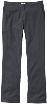L.L. Bean Women's Comfort Trail Pants, Lined