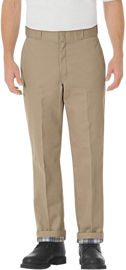 1b881f6fc Flannel Lined Khaki Pants - ShopStyle