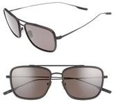 Salt Men's Harrison 54Mm Polarized Sunglasses - Black Sand/ Matte Black