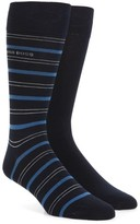 BOSS Men's 2-Pack Socks