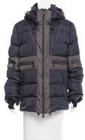 Moncler Traversier Puffer Coat