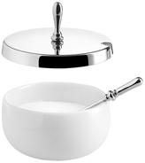 Alessi Dressed Porcelain Sugar Bowl
