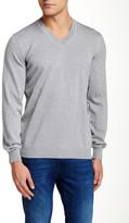 HUGO BOSS Veeh V-Neck Sweater