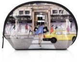 Saks Fifth Avenue Collection SaksStyleStore Front Cosmetic Case