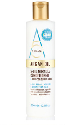 Argan+ 5-Oil Miracle Conditioner 300ml