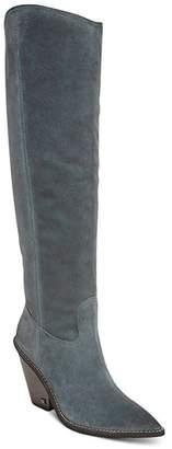 Sam Edelman Women's Indigo Tall Western Boots