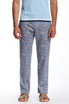 Parke & Ronen Paisley Print Trouser
