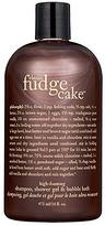 Philosophy Classic Fudge CakeTM; Shampoo, Shower Gel & Bubble Bath