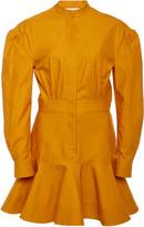 Acler Lewis Cotton Mini Shirt Dress