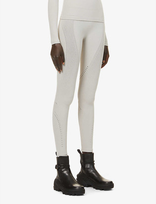 Moncler Genius x 1017 ALYX 9SM mid-rise stretch-knit leggings