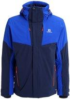 Salomon Icerocket Ski Jacket Big Blue/blue Yonder