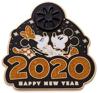 Disney Mouse Happy New Year 2020 Pin Limited Edition