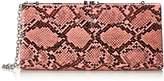 Paco Mena Women's Cemifuga Clutch Multicolour Mehrfarbig (Multi Coral 35)