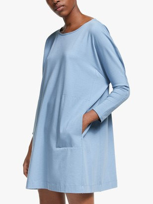 Eileen Fisher Cotton Jersey Dress
