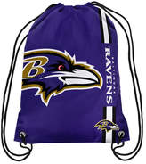 Forever Collectibles Baltimore Ravens Big Logo Drawstring Bag