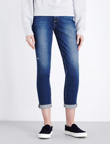 Paige Carter boyfriend stretch-denim jeans