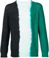 TOMORROWLAND tie-dye sweatshirt