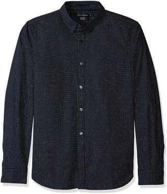 French Connection Men's Summer Dot Shirt