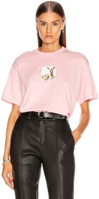 Burberry Devon T Shirt in Candy Pink | FWRD