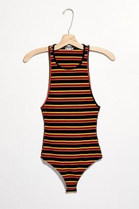 Intimately Ziggy Stripe Bodysuit