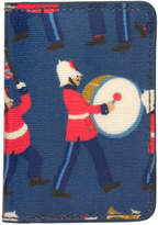 Cath Kidston Marching Band Two-fold Ticket Holder