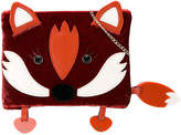 Charlotte Olympia badger pouch