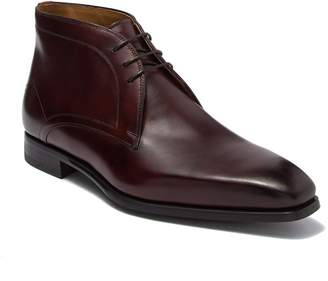 Magnanni Canton Leather Mid Boot