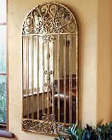 Dr. Livingston Garden Gate Mirror