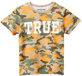True Religion Camo Jersey Tee (Toddler & Little Boys)