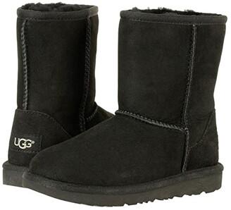 Ugg Kids Classic II (Little Kid/Big Kid) (Grey) Kids Shoes