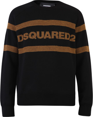DSQUARED2 Branded Sweater