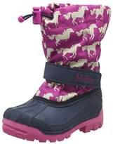 Hatley Girls' Winter Snow Boots,25 EU