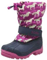 Hatley Winter Boot, Girls' Snow Boots, Pink (Pink), (32 EU)