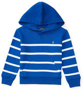 Ralph Lauren Boys 2-7 Striped Cotton Hoodie