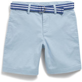Polo Ralph Lauren Belted Stretch Cotton Short (5-7 Years)