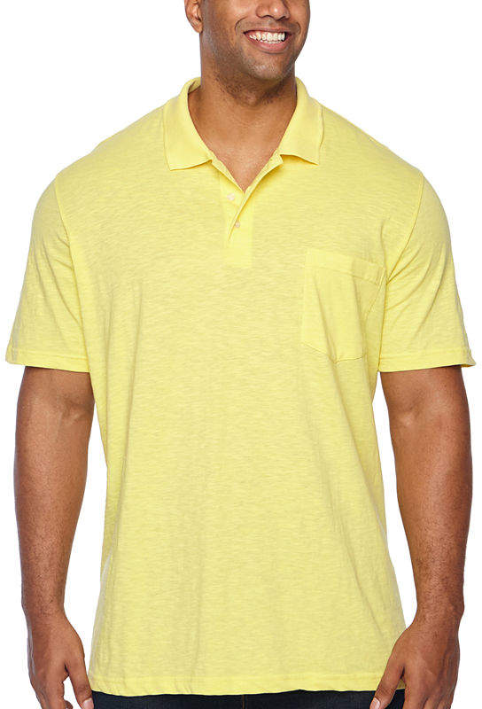 8ad8e5283d7f Yellow Men's Big And Tall Shirts - ShopStyle