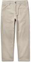 Acne Studios Allan Cotton-Blend Twill Trousers