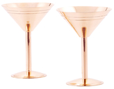 Old Dutch Solid Martini Glasses (Set of 2)