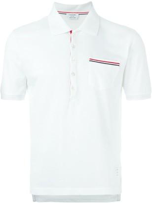 Thom Browne Pocket Polo Shirt