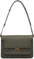 Marni Green Trunk Bag