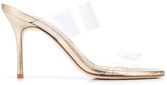 Manolo Blahnik Scolto slip-on sandals