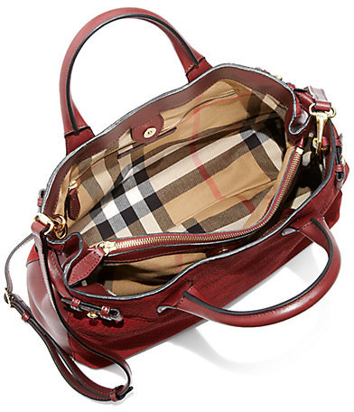 Burberry Banner Satchel