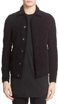 Rick Owens Men's 'Worker' Jacket
