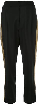 Maison Margiela Side Stripe Tailored Trousers