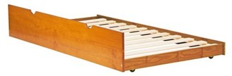 Palace Imports, Twin Size Trundle Bed, 100% Solid Wood, Multiple Finishes