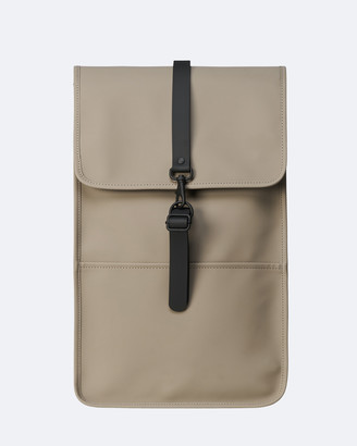 Rains Neutrals Backpacks - Backpack - Size One Size at The Iconic