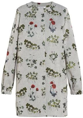 AILANTO Poppies Short Coat