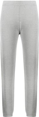 Carcel Milano Mega wide-leg knit trousers